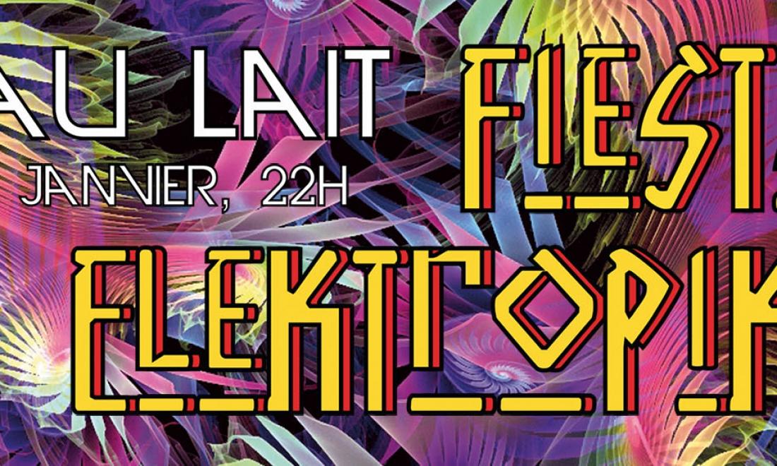 Fiesta Elektropikal Party