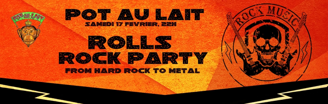 Rolls Rock Party