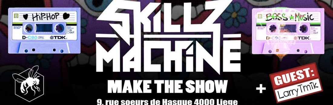 Skillz Machine Party