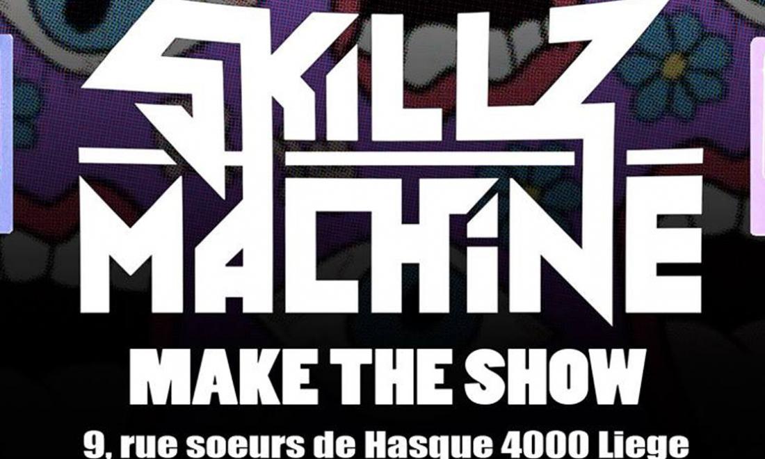 Skillz Machine Party